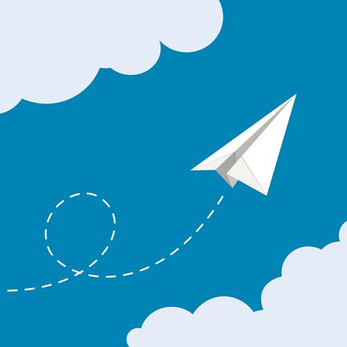 Take-off mit der Personalakte in der Cloud